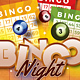 Bingo Flyer Template - GraphicRiver Item for Sale