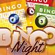 Bingo Flyer Template - GraphicRiver Item for Sale