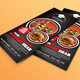 Restaurant DL Flyer - GraphicRiver Item for Sale