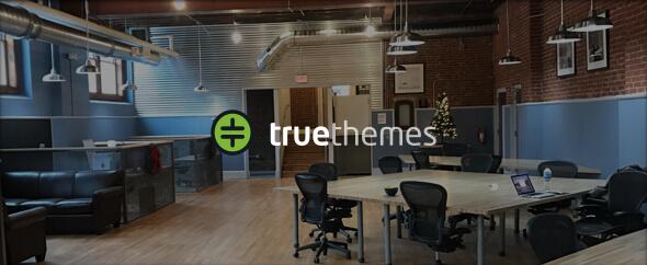 Truethemes bw banner