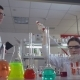 Research Team Carrying Out Experiments in Laboratory.