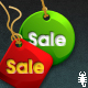 simple sales tags collection - GraphicRiver Item for Sale
