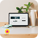 Laptop Display Mock-Up - GraphicRiver Item for Sale
