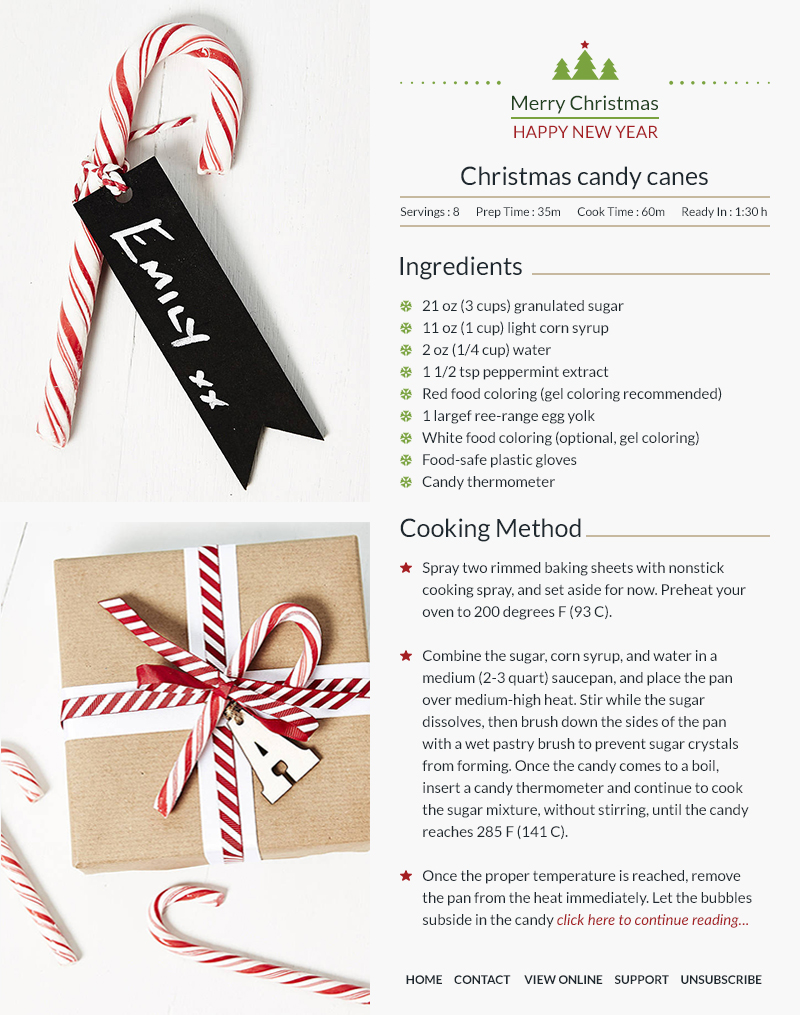 joy christmas email template bundle builder access by