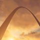 St. Louis Gateway Arch - Beautiful Sunset - VideoHive Item for Sale