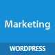 Marketing - Startup Landing Page Bootstrap WP Nulled