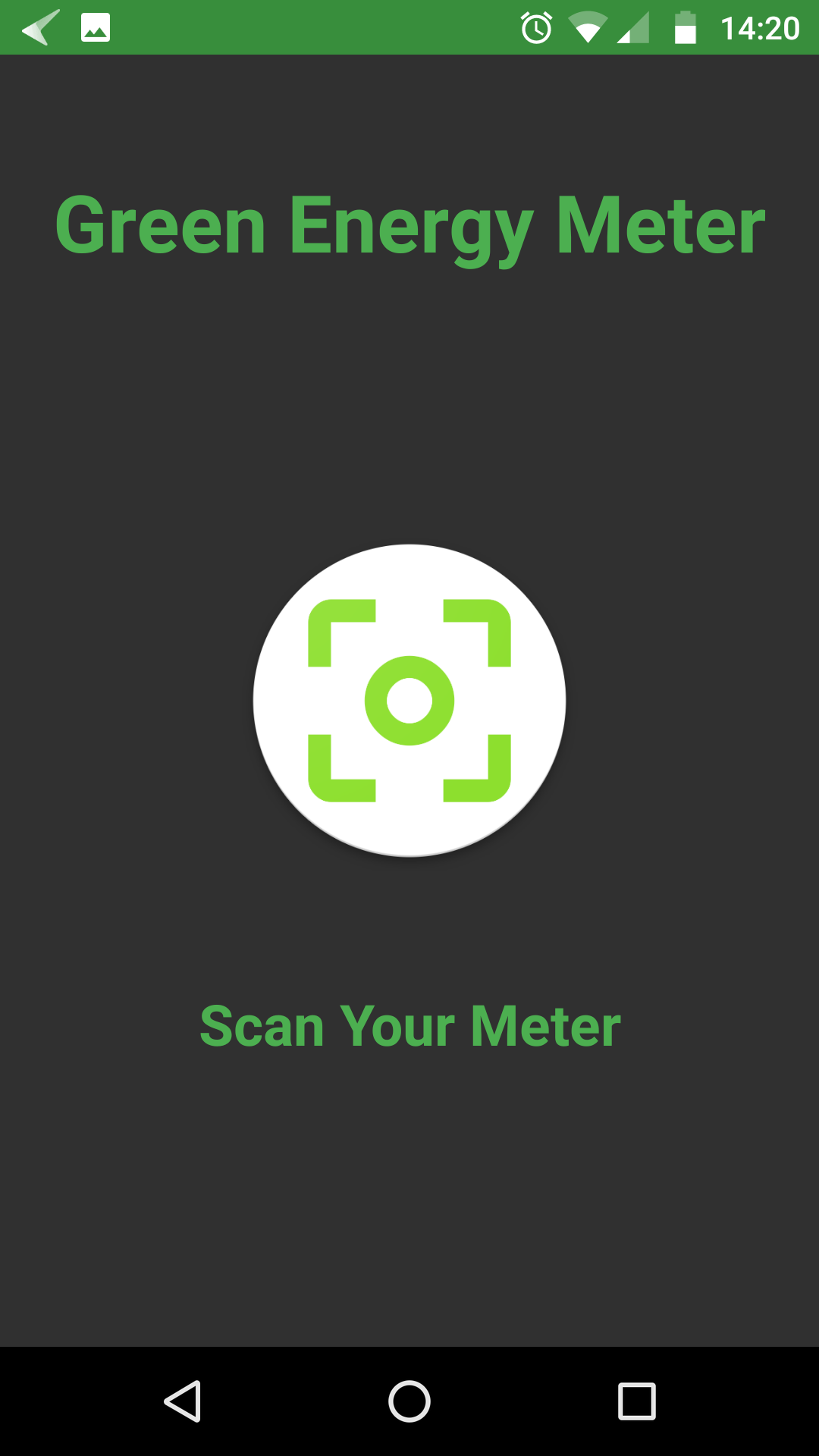 Automatic Utility Meter Reading App for Android - Tesseract OCR
