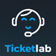 TicketLab - Helpdesk, Support, and Knowledge Base PSD Template