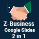 Z-Business 2 in 1 Google Slides Template Bundle - GraphicRiver Item for Sale