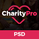 CharityPro - Charity & Fundraising PSD Template - ThemeForest Item for Sale