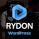 RYDON - Fullscreen Video WordPress Theme Nulled