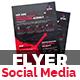 Social Media Marketing Flyer V2
