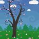 Spring Landscape Background - VideoHive Item for Sale