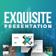 Exquisite Multipurpose Presentation Template - GraphicRiver Item for Sale