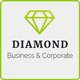 Diamond - Business & Consulting PSD Template - ThemeForest Item for Sale