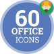 Office Business Managment - Flat Animated Icons