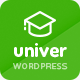 University WordPress Theme - Univer - ThemeForest Item for Sale