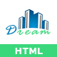Dream - Single Property Real Estate HTML Template - ThemeForest Item for Sale