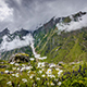 Badrinath Mountain - VideoHive Item for Sale