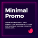 Minimal Promo - VideoHive Item for Sale