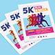 Marathon Flyer - GraphicRiver Item for Sale