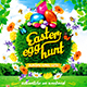 Easter Egg Hunt Flyer Template vol.2 - GraphicRiver Item for Sale
