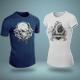 T-Shirt Long Sleeve Mock-Up Vol.3 - 1