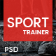 Sport Trainer - Boxing, Yoga and Crossfit Trainer