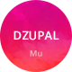 Dzupal Creative Responsive Muse Template - ThemeForest Item for Sale