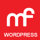 MF - Premium WordPress Theme Nulled