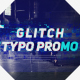 Glitch Typo Promo - VideoHive Item for Sale