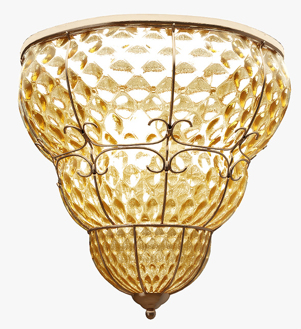 Ceiling lamp Arte Lamp A2203PL-3AB - 3DOcean Item for Sale
