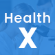 HealthX - Health and Medical Theme
