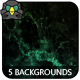 Hi-Res Colorful Nebula Backgrounds - GraphicRiver Item for Sale