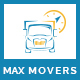 Max Movers - Moving Company WordPress Theme - ThemeForest Item for Sale