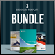 16 Pages 3 Brochure Template Bundle - GraphicRiver Item for Sale