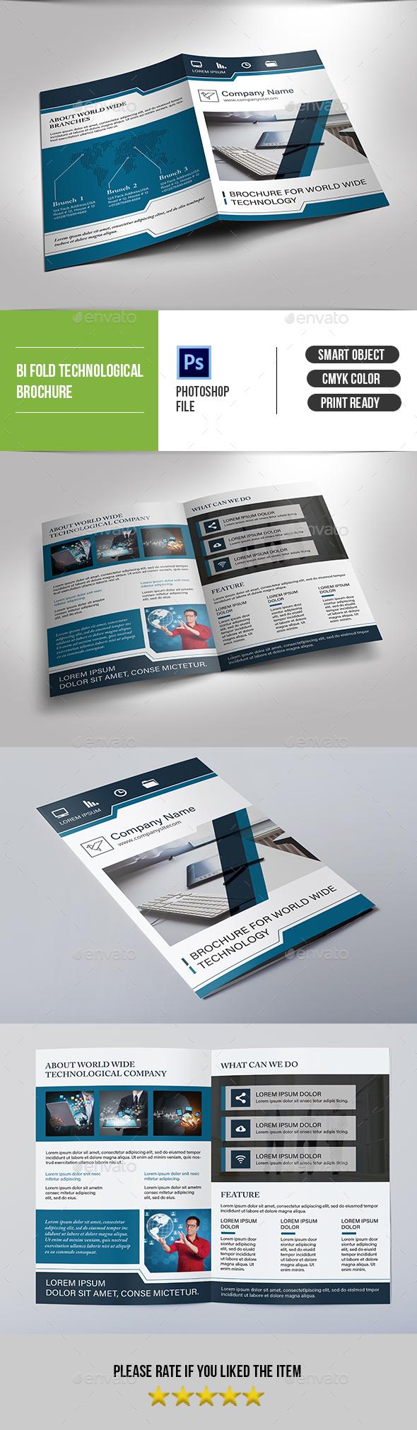 Corporate Bifold Brochure-V418 - Corporate Brochures
