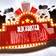 Blockbuster Movie Logo Reveal - VideoHive Item for Sale