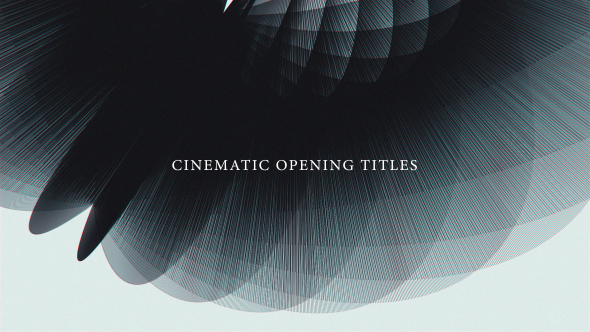 Cinematic Opening Titles