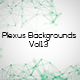 Plexus Backgrounds Vol13 - GraphicRiver Item for Sale