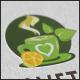 Love Tea Logo - GraphicRiver Item for Sale