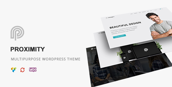 Proximity – Responsive Multipurpose Business Theme