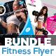 Gym Flyers Bundle V2