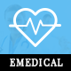 eMedical - Health & Medical Responsive Template - ThemeForest Item for Sale