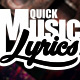 Quick Music Lyrics - VideoHive Item for Sale