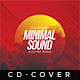 Minimal Sound V.3 - Cd Artwork - GraphicRiver Item for Sale