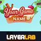 Candy Game GUI - GraphicRiver Item for Sale