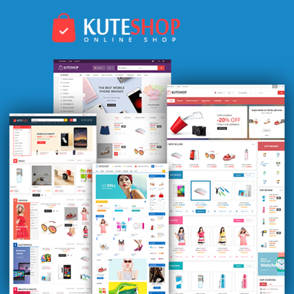 Kute Shop -  Super Market Responsive WooComerce WordPress Theme - WooCommerce eCommerce