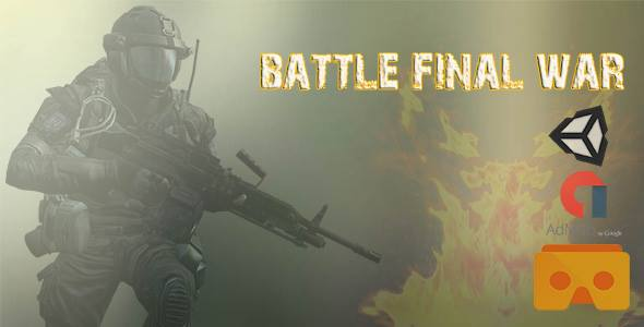 VR Battle Final War | Unity 3D  | 5 Ads Network Integration with Admob - CodeCanyon Item for Sale