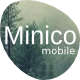 Minico – Responsive Multipurpose Mobile Template - ThemeForest Item for Sale